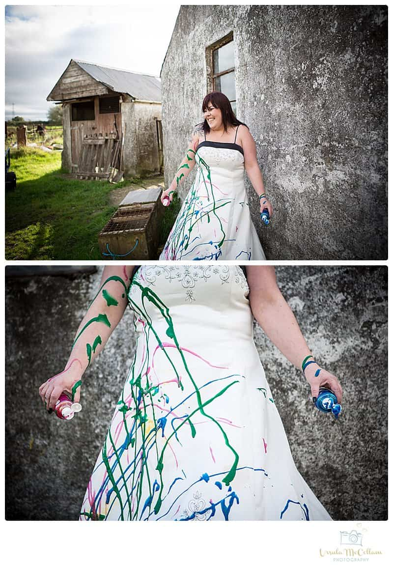 trash the dress ballymena