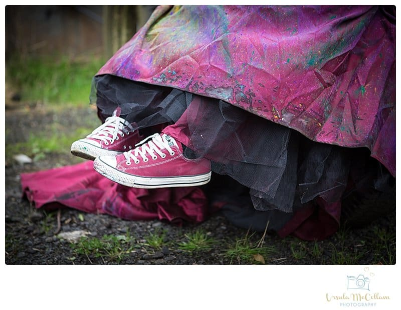 trash the dress co antrim