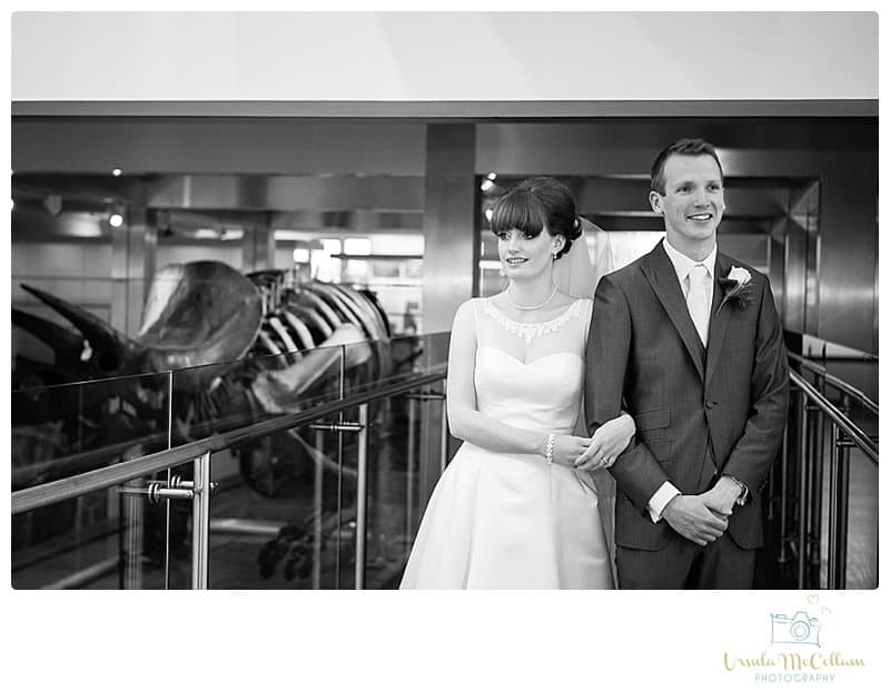 Northern Ireland Wedding Photographer: Ulster Museum Wedding