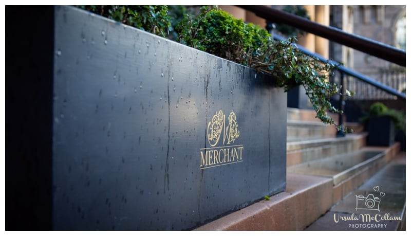 Merchant Hotel| Northern Ireland Wedding Photography