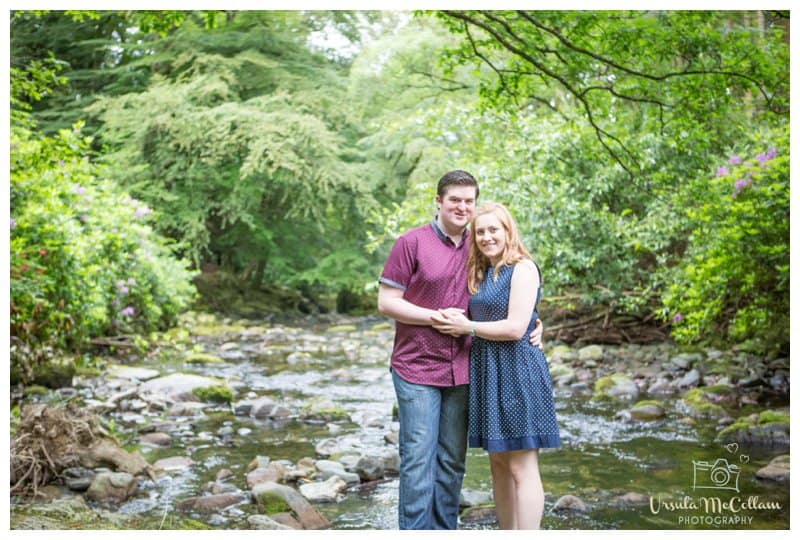 engagement tollymore forest