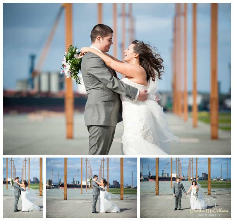 Titanic quarter belfast wedding
