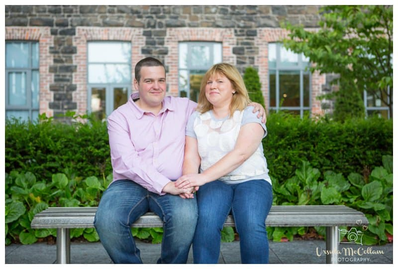 Engagement shoot Belfast