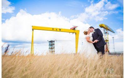 Belfast City Wedding | Sinead & Richard