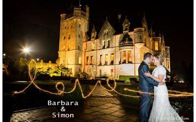 Belfast Castle Wedding | Barbara & Simon