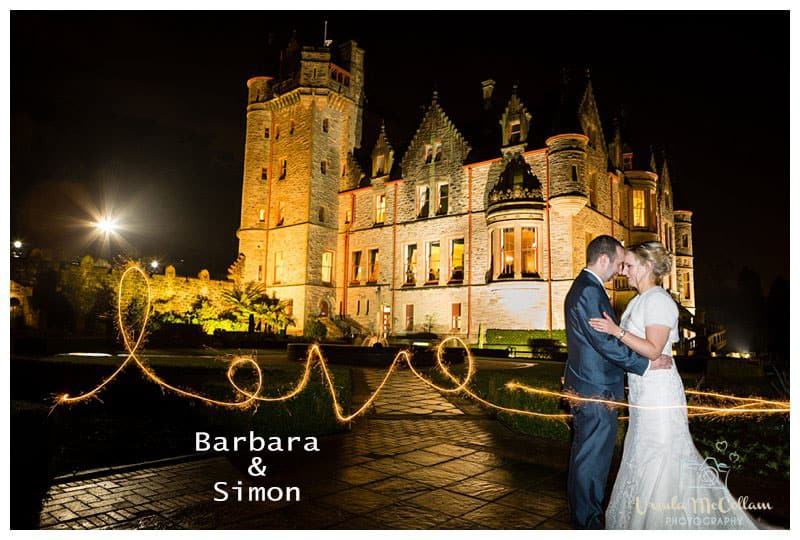 Belfast Castle Wedding | Barbara & Simon