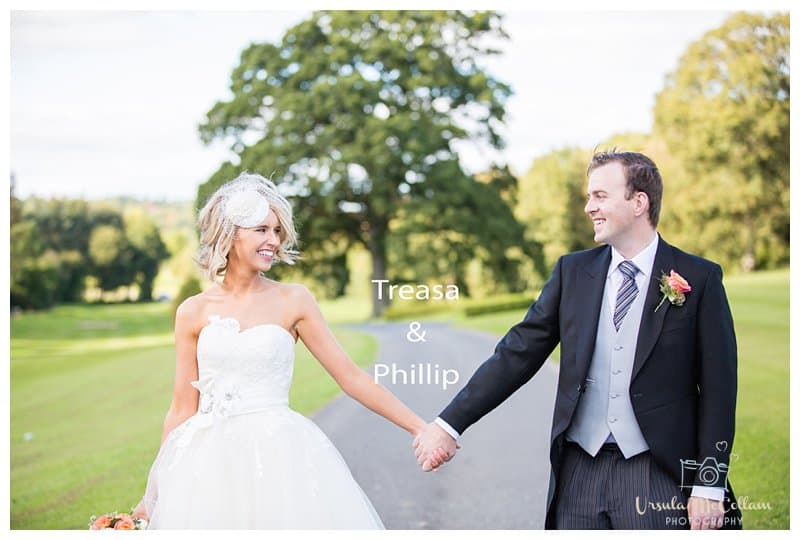 Treasa & Phillip | Cabra Castle Wedding