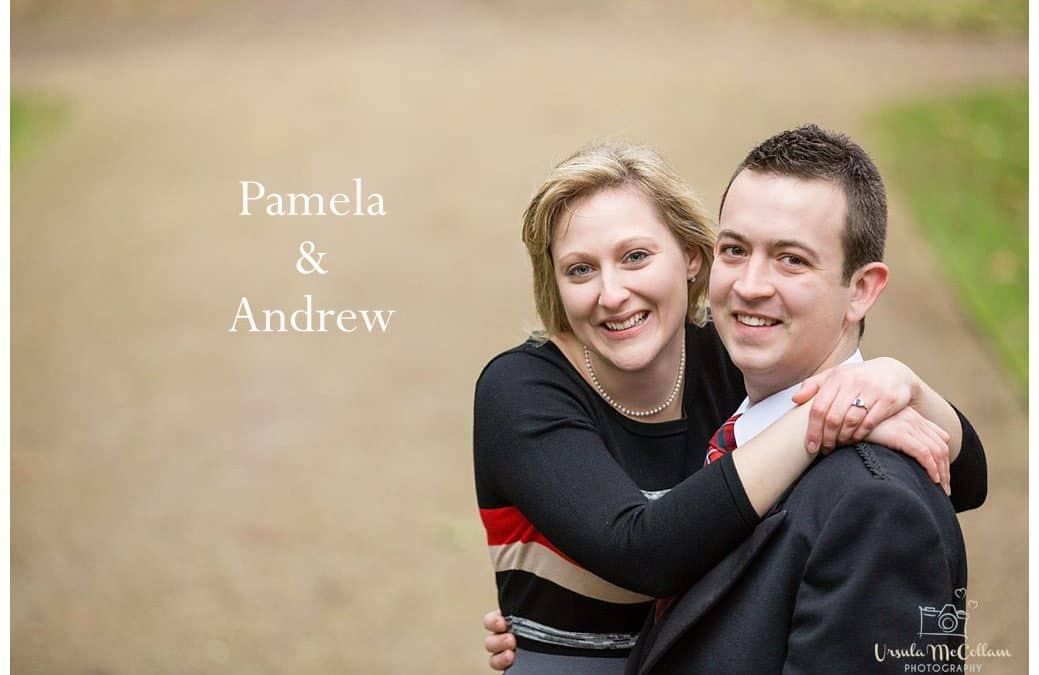 Antrim Castle Grounds Engagement | Pamela & Andrew