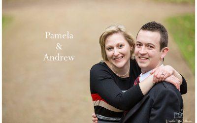 Antrim Castle Grounds Engagement   Pamela & Andrew