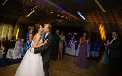 Clandeboye Lodge | Annette & Andy