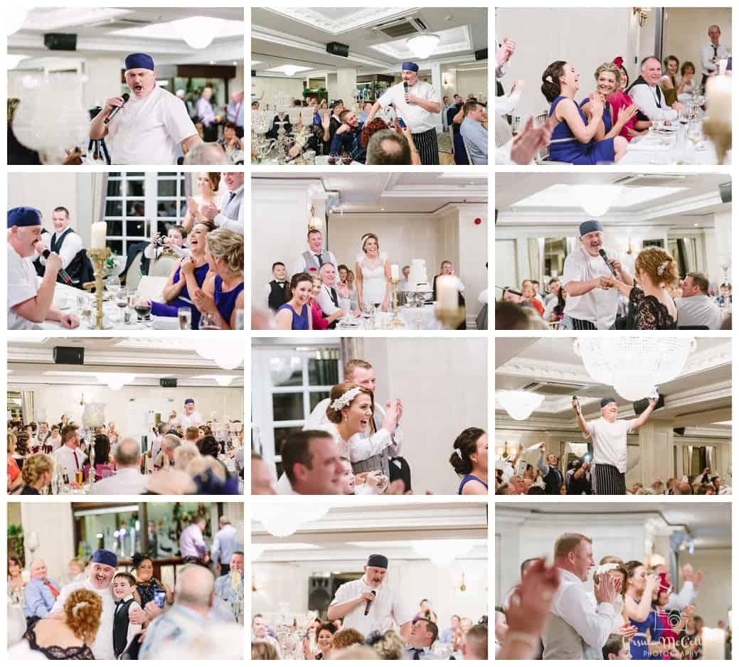 Bellingham Castle Wedding Photography