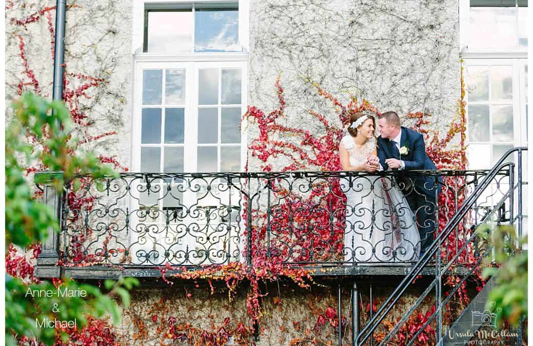 Bellingham Castle | Anne-Marie & Michael