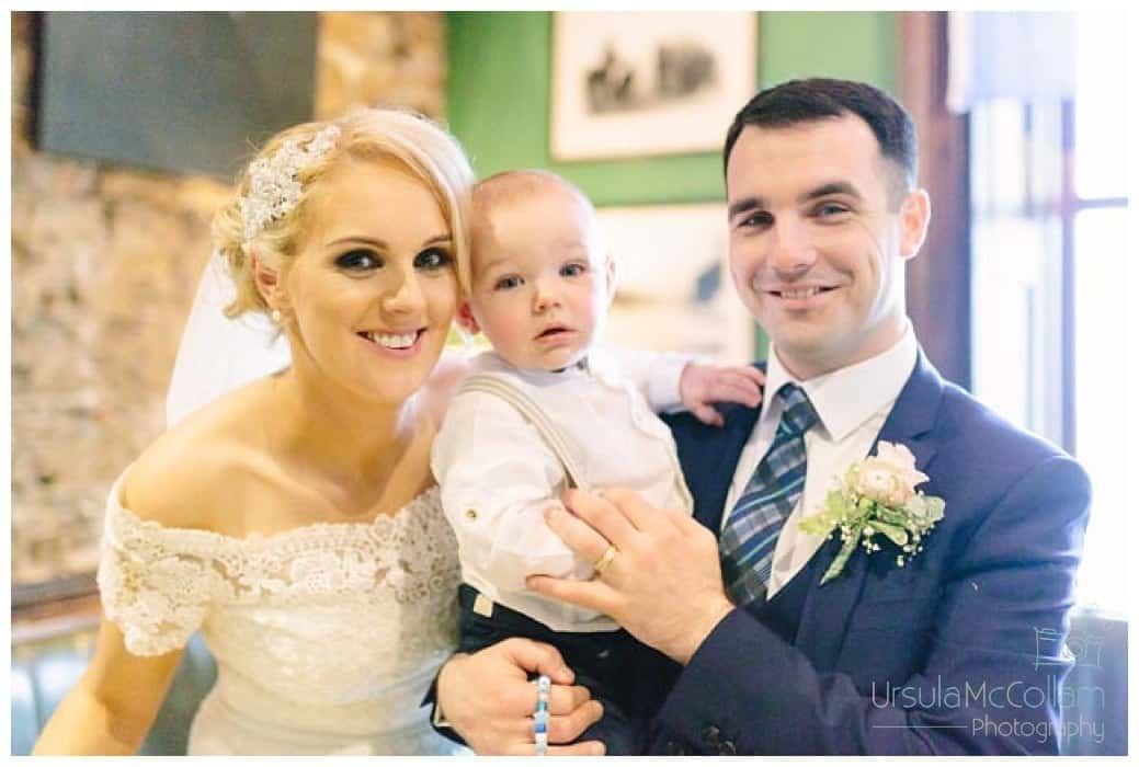 Hugh McCann's Wedding