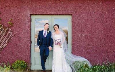 Lusty Beg Wedding | John & Jo