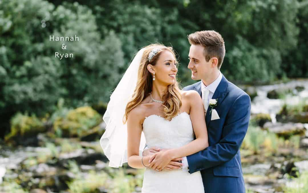 Hannah & Ryan | Galgorm Wedding