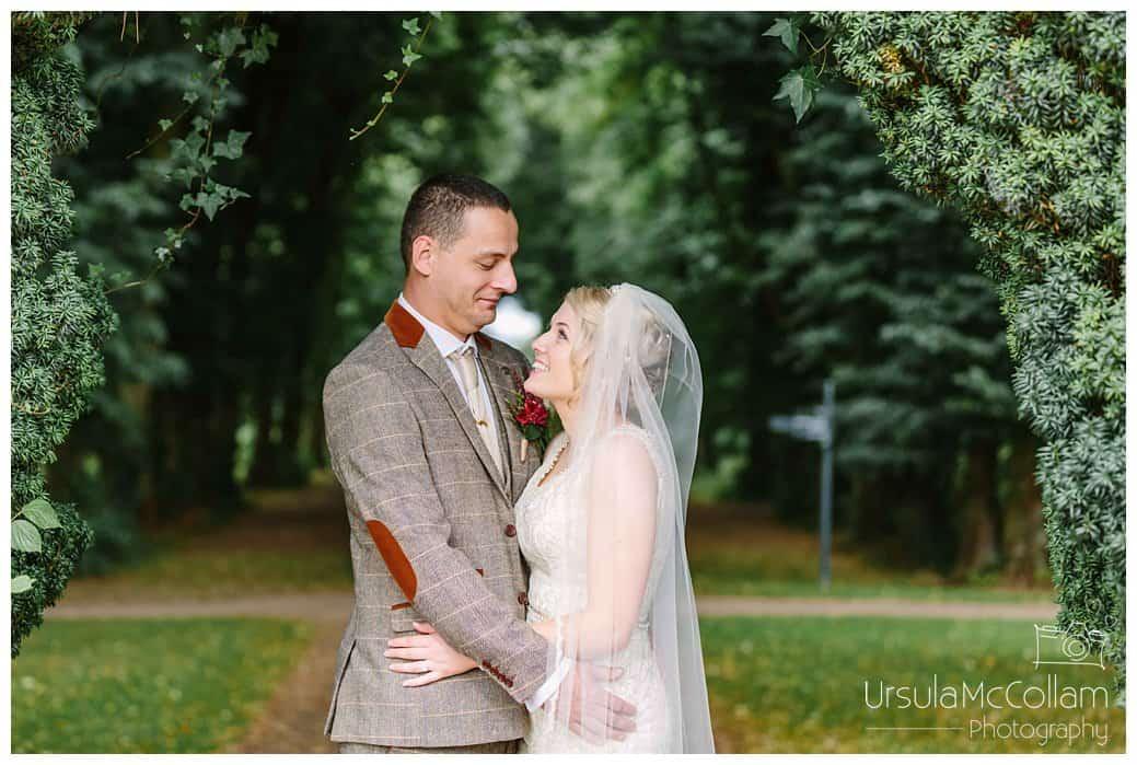Antrim Castle Gardens Wedding Photography