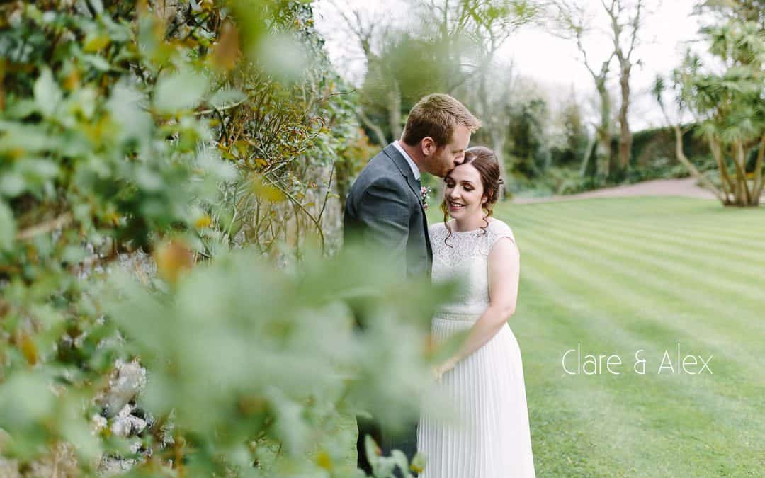 Clare & Alex | Ballygally Castle Hotel