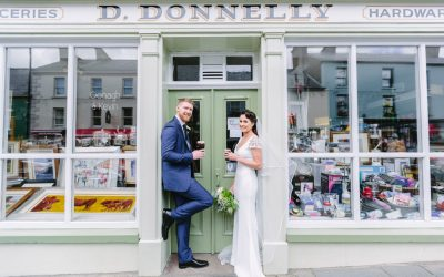 Oonagh & Kevin | Ballycastle Wedding