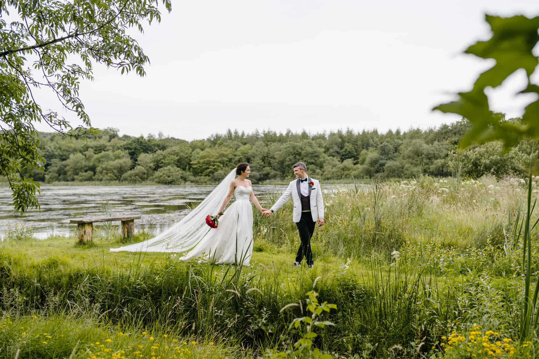 Lissanoure Castle Wedding Photographer