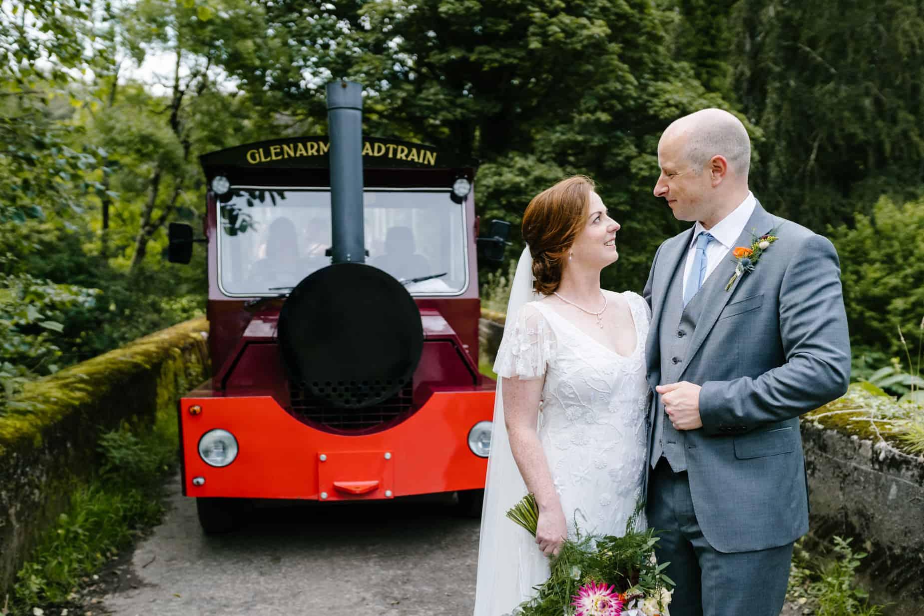 Glenarm Castle River Lodge wedding photography