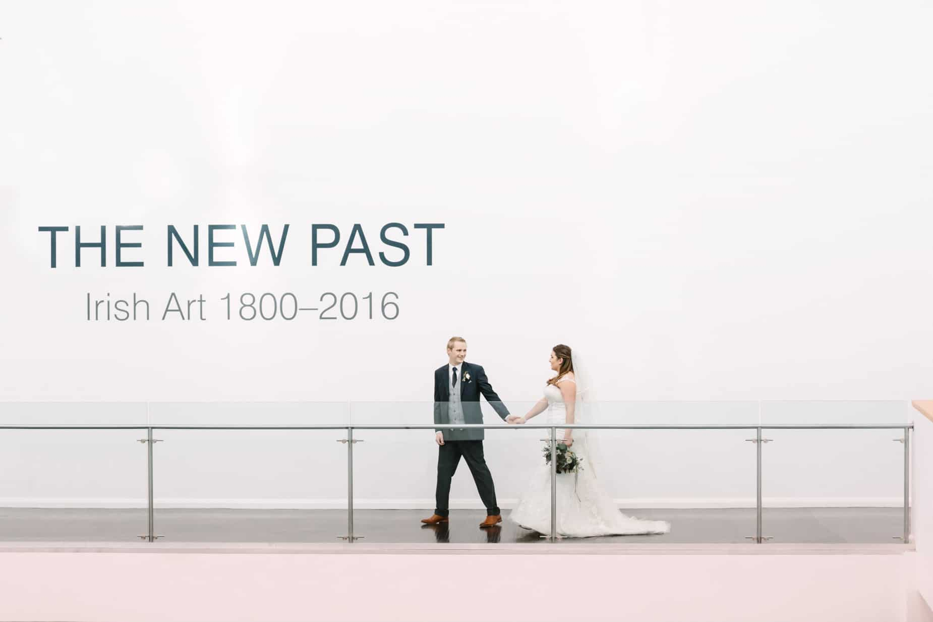 Ulster museum wedding photography