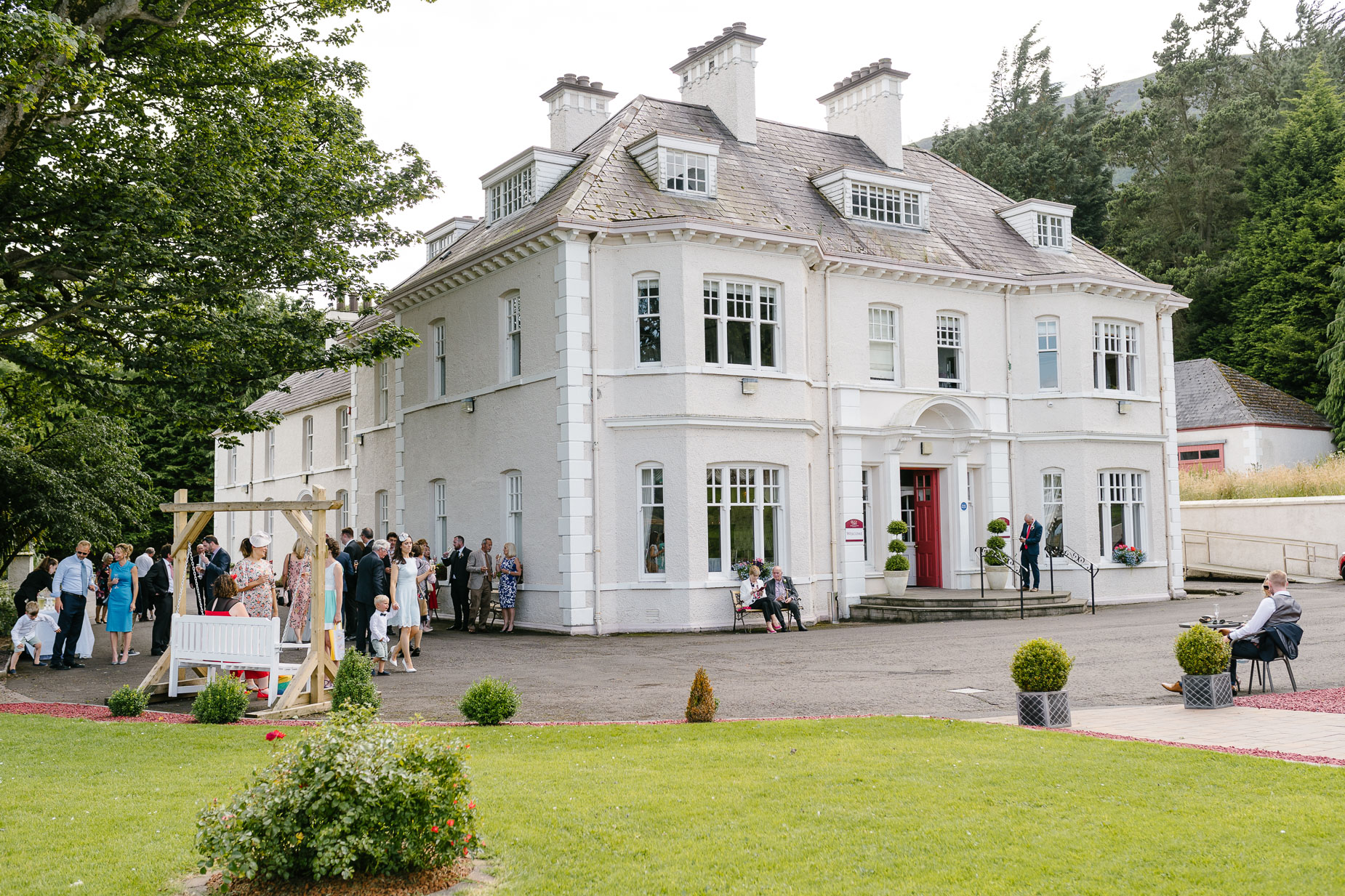Kilmore Country House Wedding