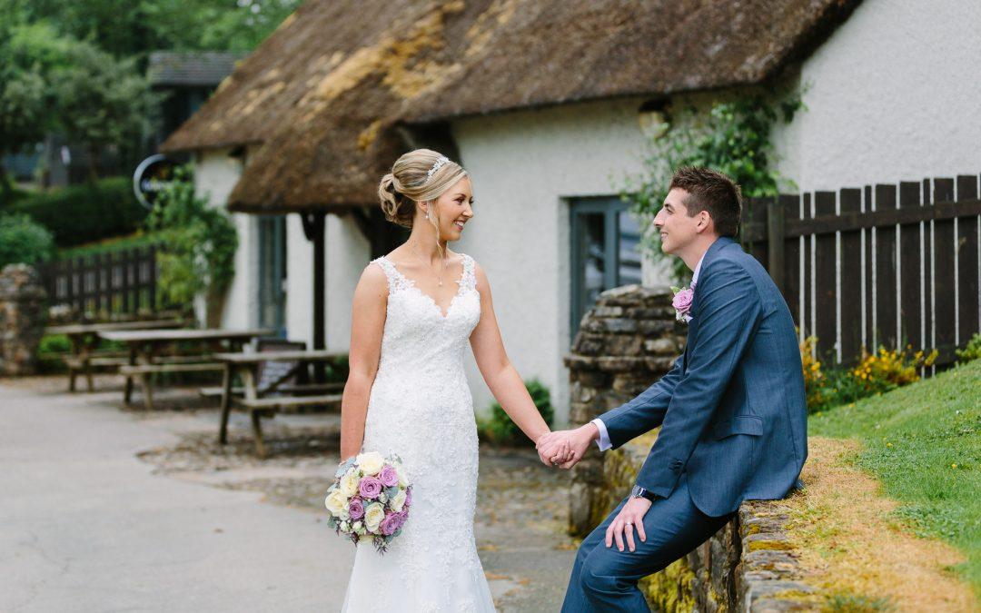 Lusty Beg Wedding – Step Ashore