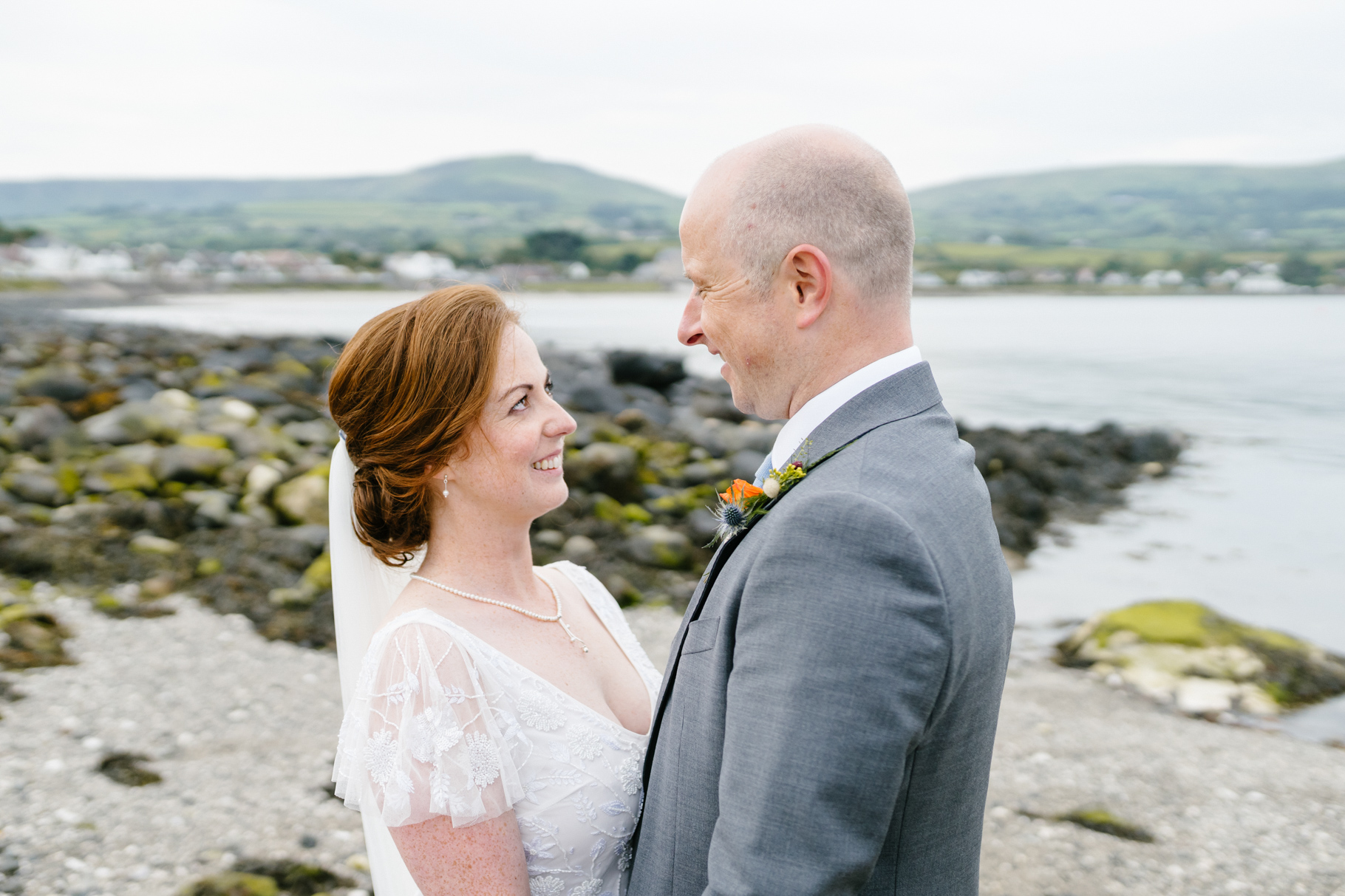 Ballygally wedding photography