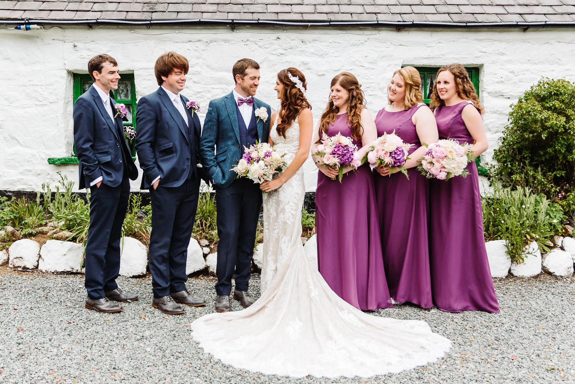 Rocky Mountain Cottage Wedding